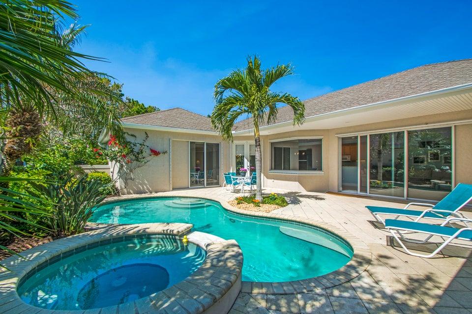 Home for sale in INDIAN RIVER CLUB PLAT NO 7 OAK HAMMOCK Vero Beach Florida