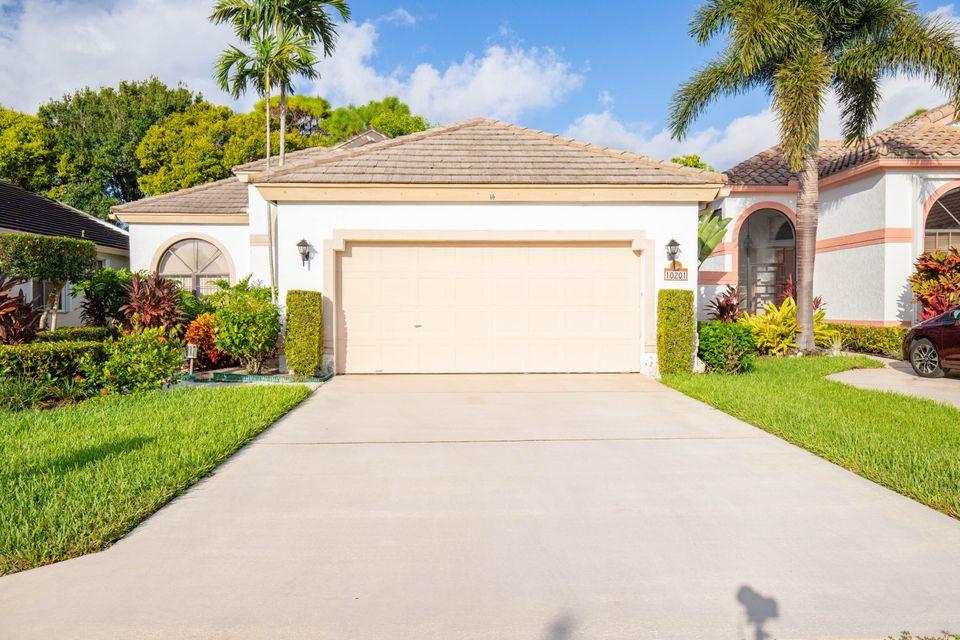 Home for sale in Lexington Lakes Boynton Beach Florida
