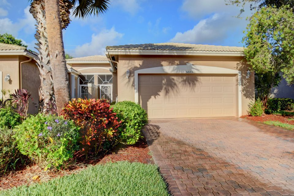 5883 Grand Harbour Circle  Boynton Beach FL 33437