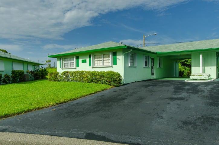 621 Hummingbird Lane  Delray Beach, FL 33445