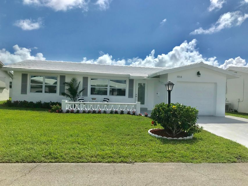 1914 SW 12th Avenue  Boynton Beach FL 33426