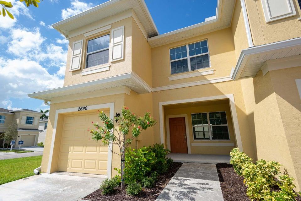 2690 NW Treviso Circle, Port Saint Lucie, Florida
