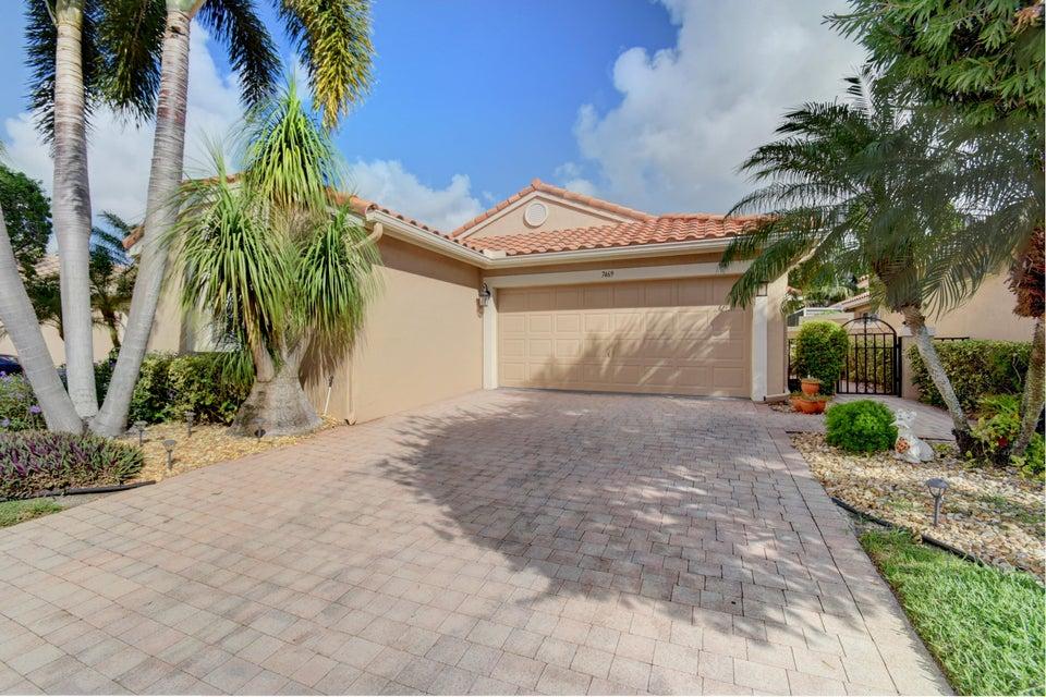 CASCADES home 7469 Chorale Road Boynton Beach FL 33437