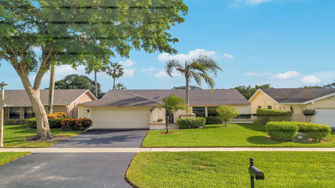 10586 180th Place  Boca Raton, FL 33498