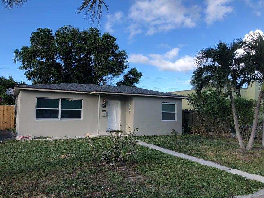 717 41st Street  West Palm Beach FL 33407