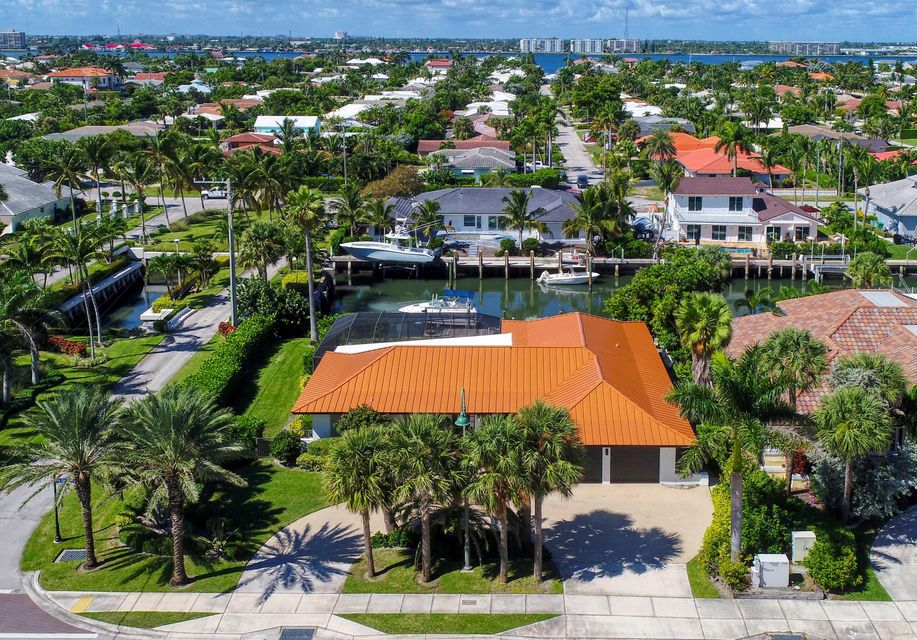 Home for sale in Palm Beach Isles Singer Island Florida