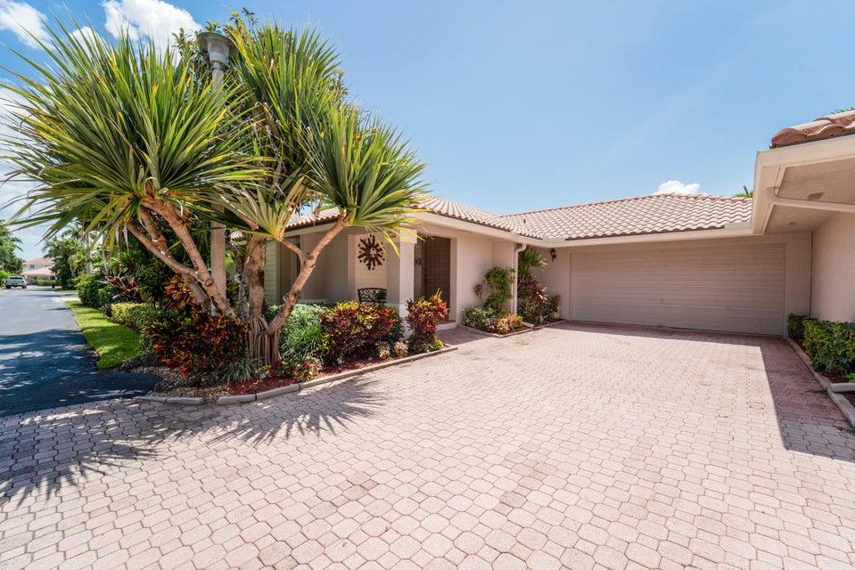 7921 Palacio Del Mar Drive  Boca Raton FL 33433