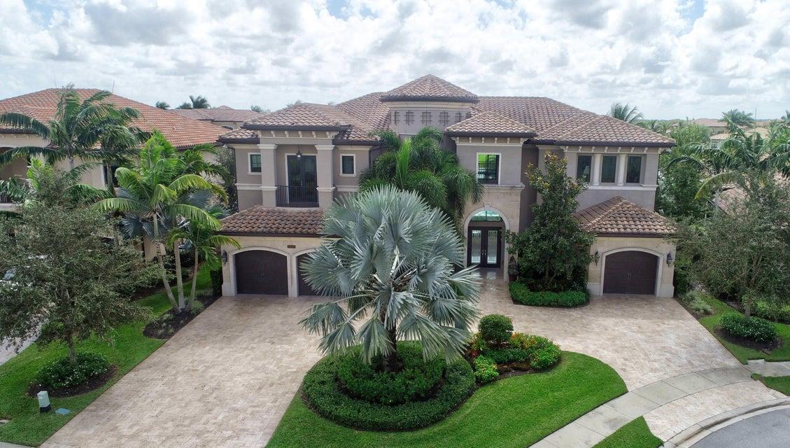 THE BRIDGES home 16793 Crown Bridge Drive Delray Beach FL 33446