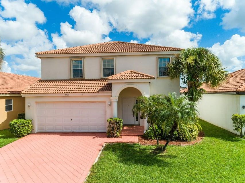 Home for sale in ORANGE POINTGRAND ISLES Wellington Florida