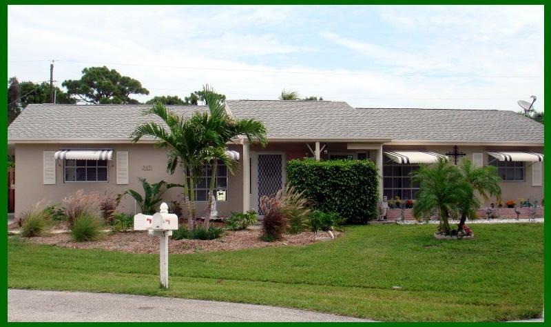 909 Riverwood Lane  Jupiter, FL 33458
