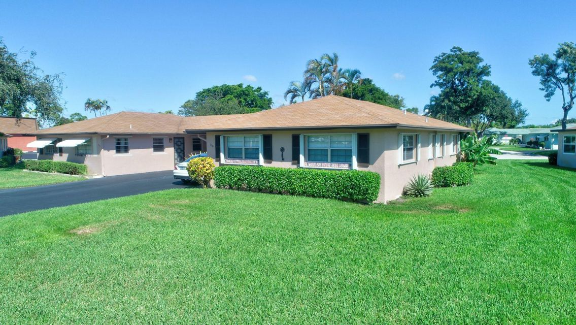 110 Mockingbird Lane  Delray Beach FL 33445