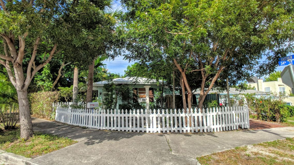 833 34th Street  West Palm Beach FL 33407