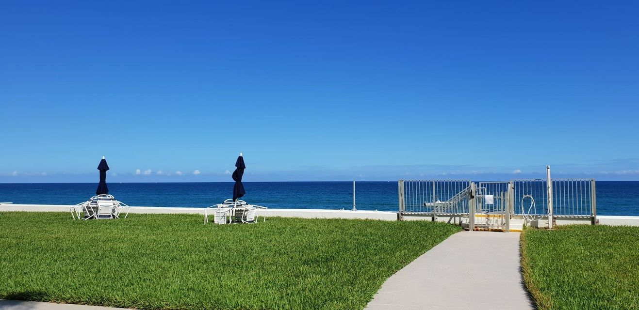 Home for sale in Tuscany of Palm Beach Condominium South Palm Beach Florida