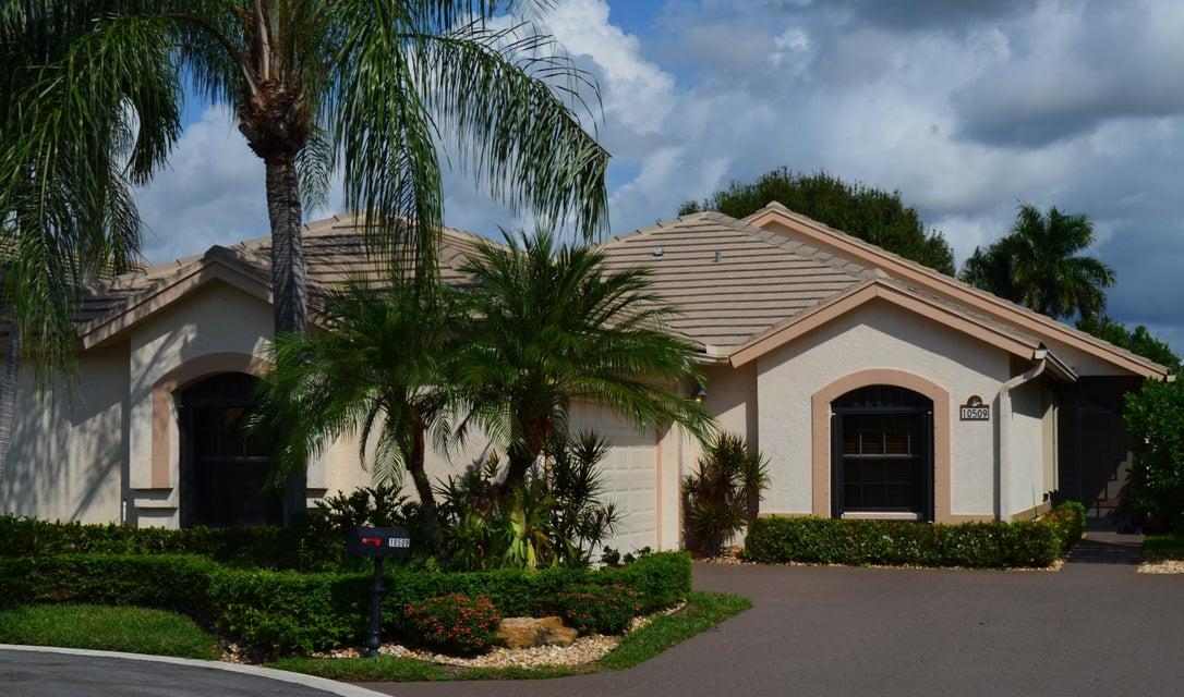 10509  Lexington Circle S, Boynton Beach in Palm Beach County, FL 33436 Home for Sale