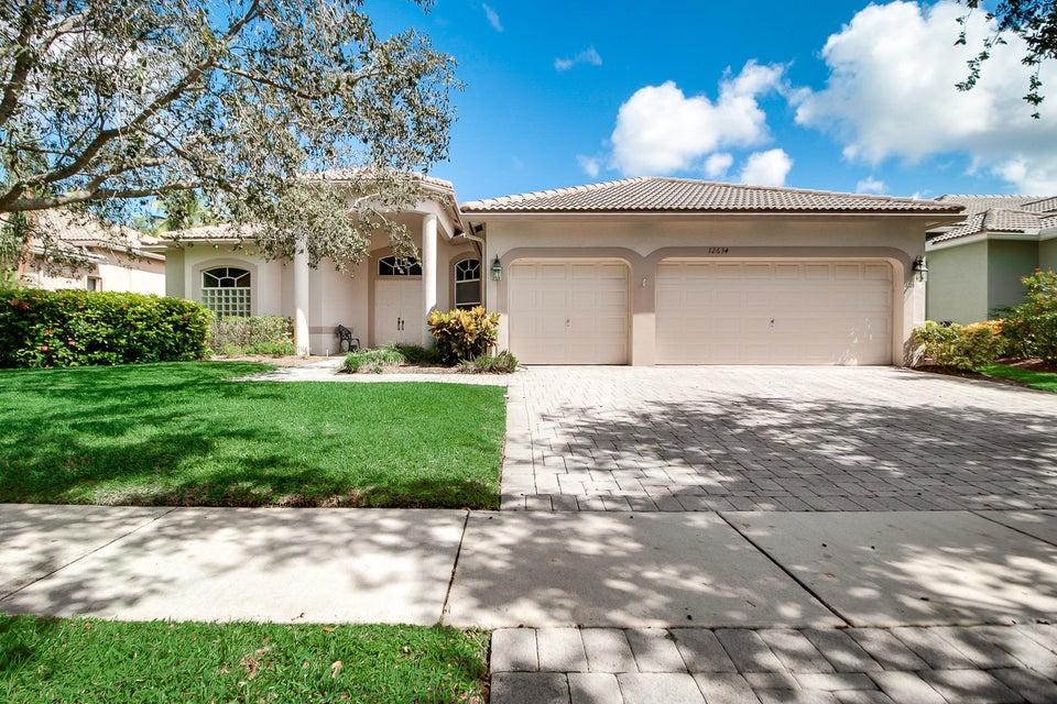 12634  Oak Run Court, Boynton Beach in Palm Beach County, FL 33436 Home for Sale