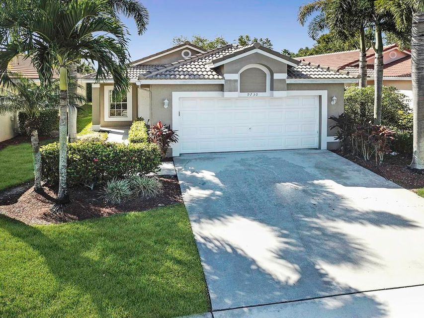 9730 Cherry Blossom Court Boynton Beach, FL 33437 photo 1