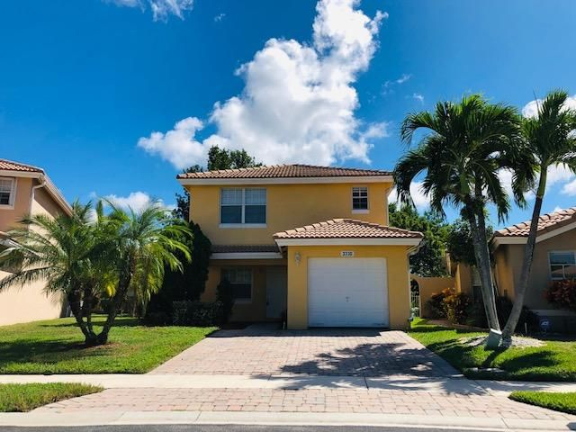 3330 Blue Fin Drive West Palm Beach, FL 33411