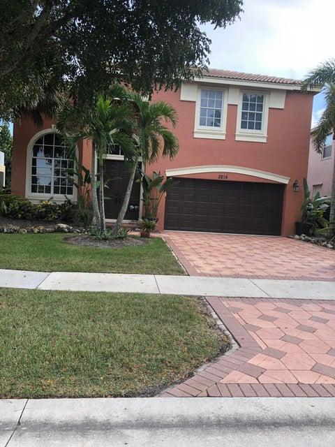 2814 Misty Oaks Circle Royal Palm Beach, FL 33411