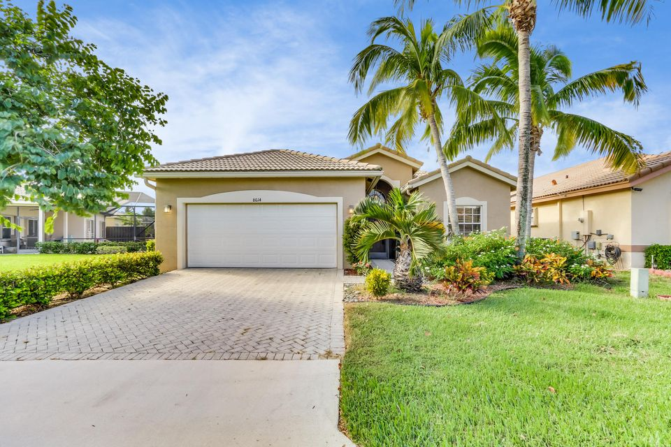 8614 Green Cay West Palm Beach, FL 33411