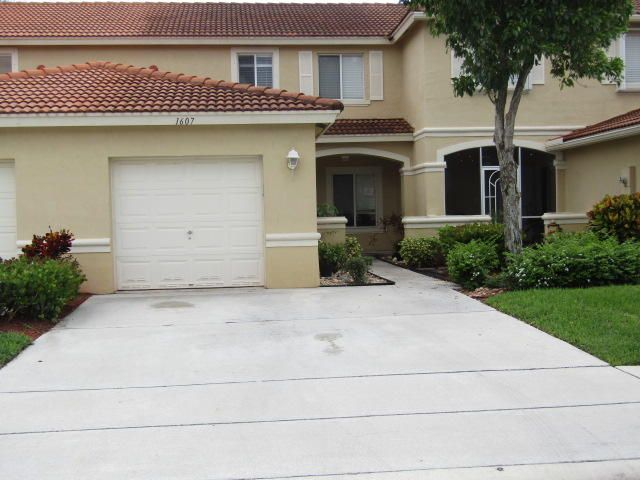 1607 Cetona Drive  Boynton Beach, FL 33436