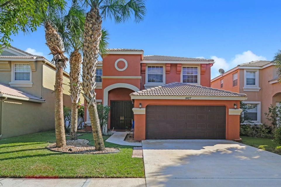 1427 Briar Oak Drive Royal Palm Beach, FL 33411