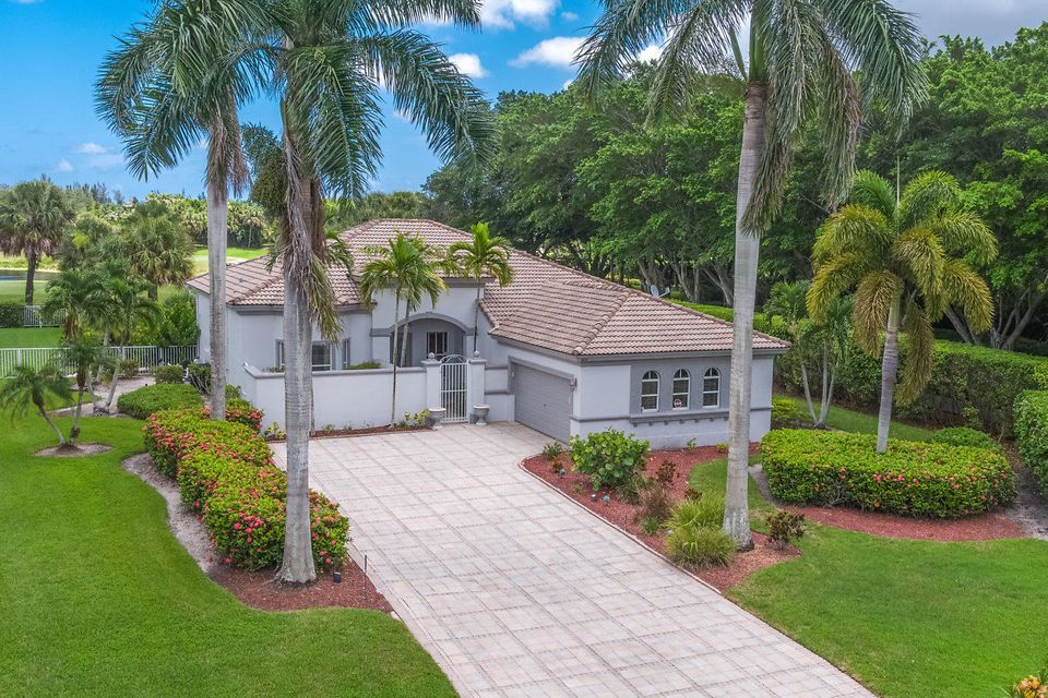 Home for sale in Ironhorse West Palm Beach Florida
