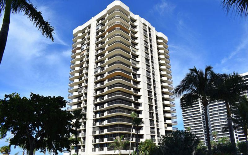 Home for sale in Old Port Cove Marina Tower North Palm Beach Florida