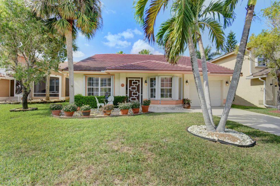 18074 Clear Brook Circle  Boca Raton, FL 33498