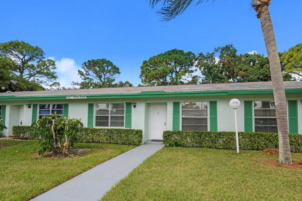 5131 Petal Place C  Delray Beach, FL 33484