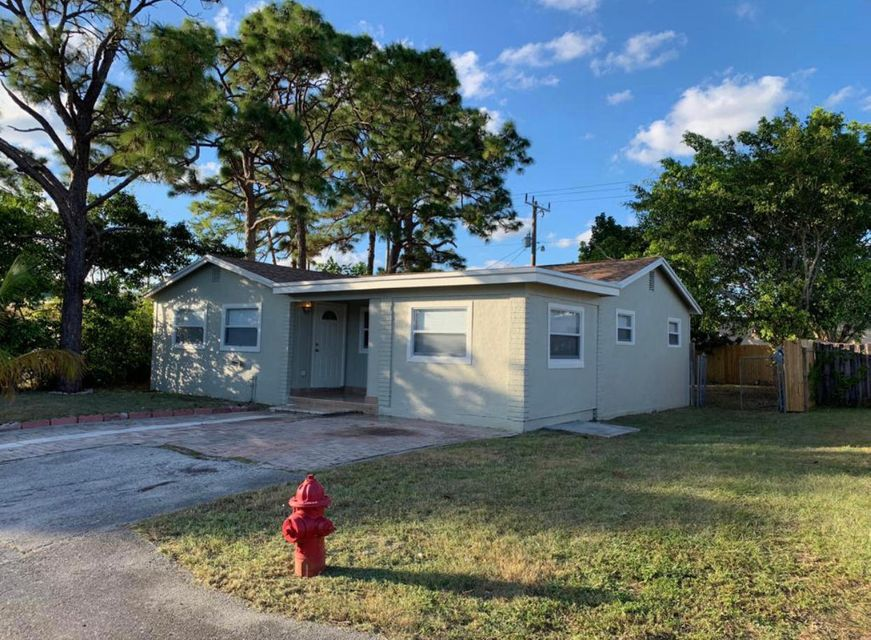Home for sale in KENWOOD IN PB 3 PGS 44 & 45 Lake Worth Florida