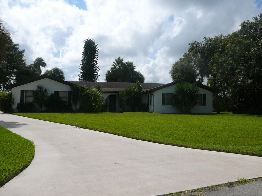 Home for sale in DARK HAMMOCK ESTATES UNIT 4 Fort Pierce Florida