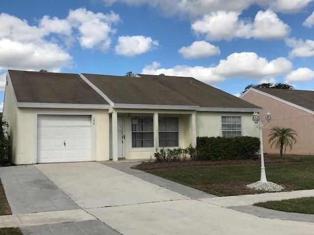 7939 Blackwood Lane Lake Worth, FL 33467