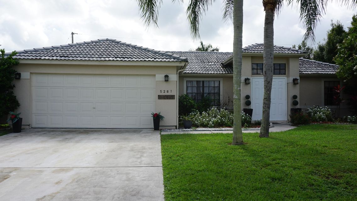 5281 NW Ever Road  Port Saint Lucie FL 34983
