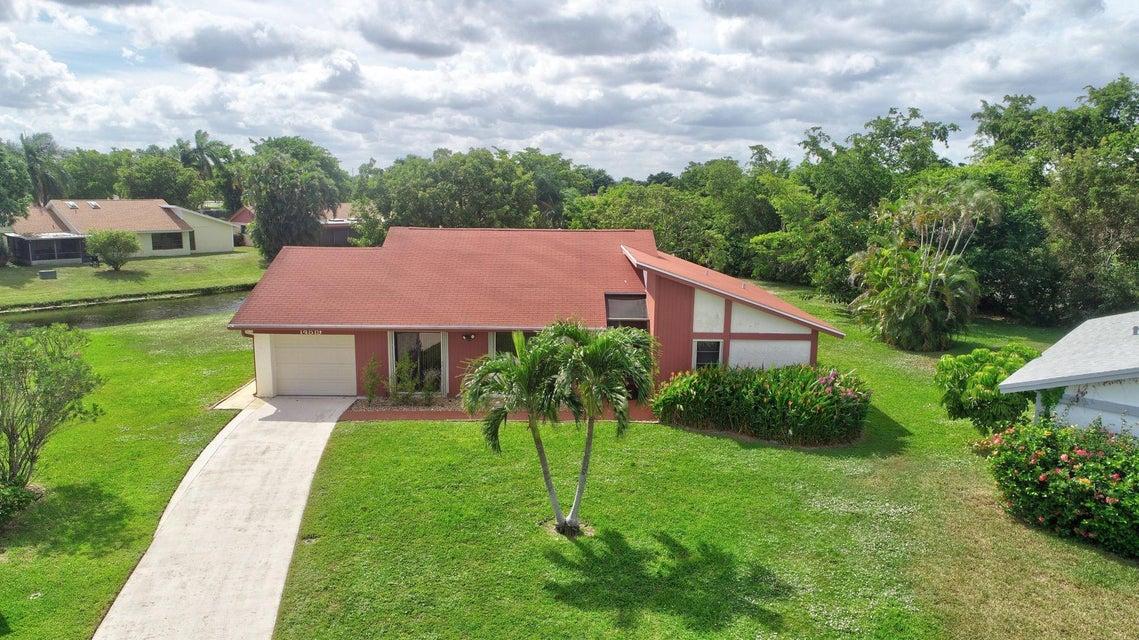 14819 Hideaway Lake Lane  Delray Beach, FL 33484