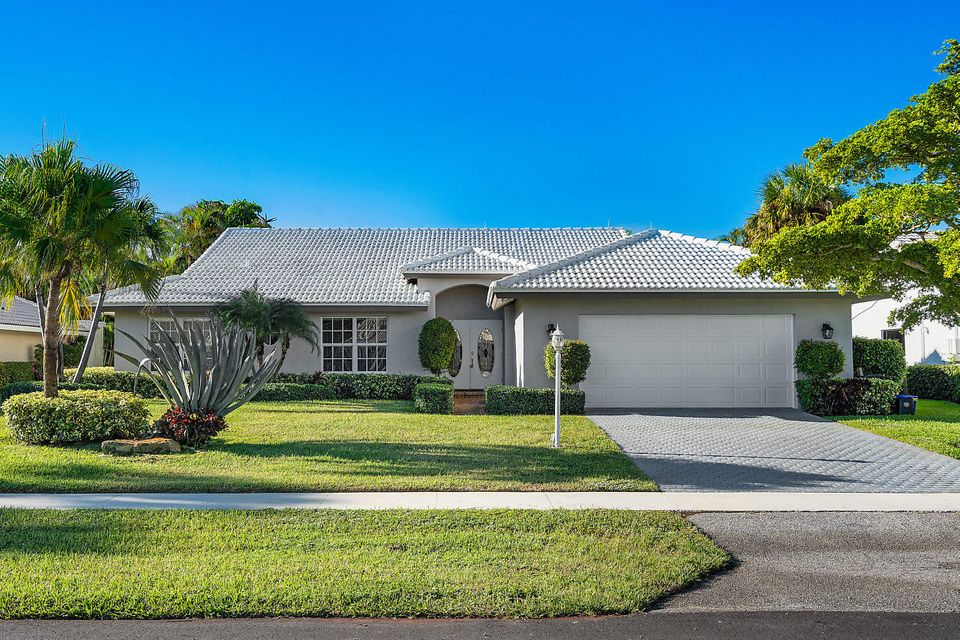 4572 White Cedar Lane  Delray Beach, FL 33445