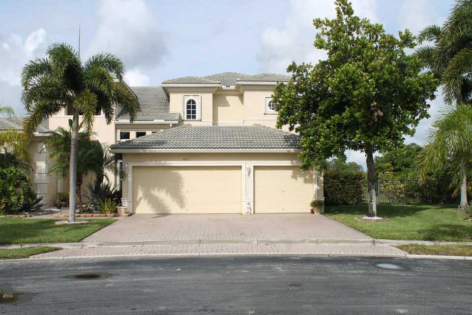 Home for sale in Madison Green/palm E Royal Palm Beach Florida