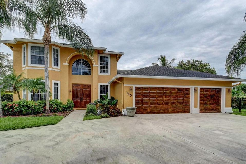 Home for sale in Crestwood Glen Royal Palm Beach Florida