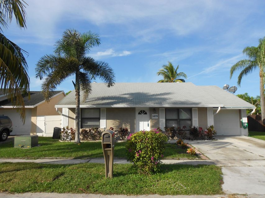 5879 Triphammer Road Lake Worth, FL 33463 small photo 1