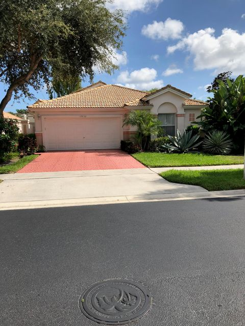 CORAL LAKES/REGENCY COVE NORTH home 12632 Coral Lakes Drive Boynton Beach FL 33437