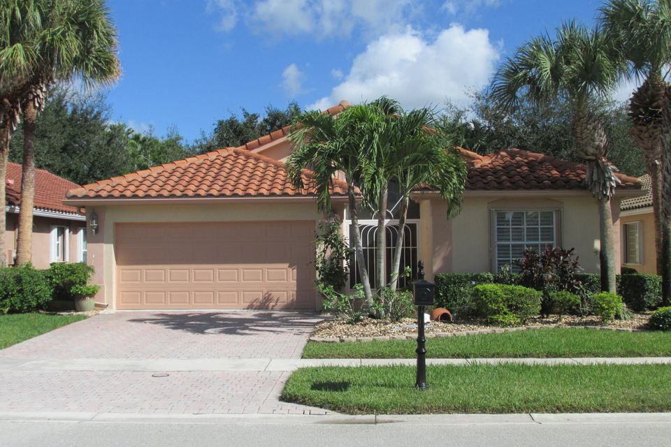Ponte Vecchio West home 9078 Rialto Way Boynton Beach FL 33472