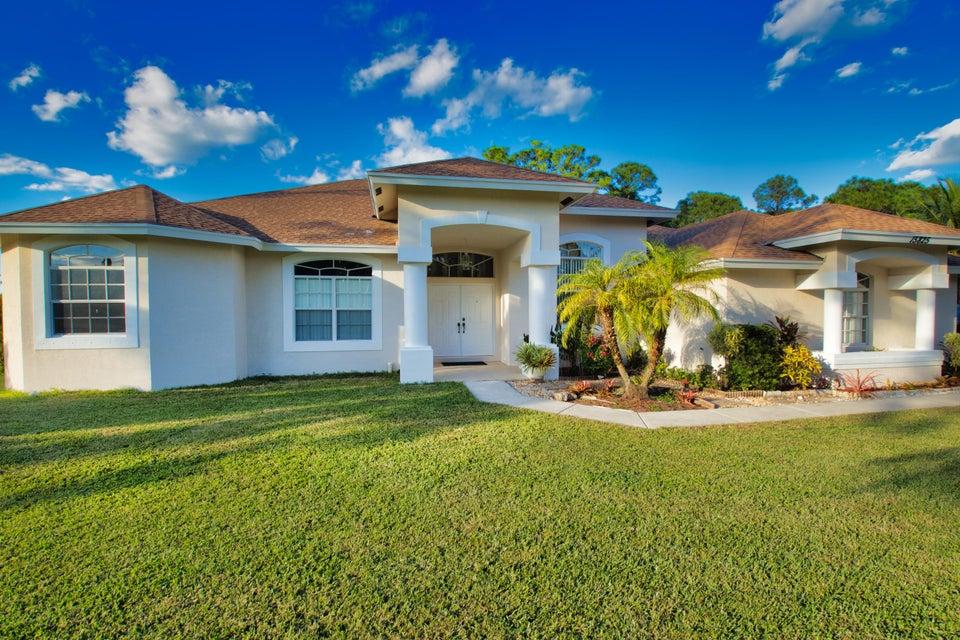 Home for sale in Loxahatchee / Acreage Loxahatchee Florida