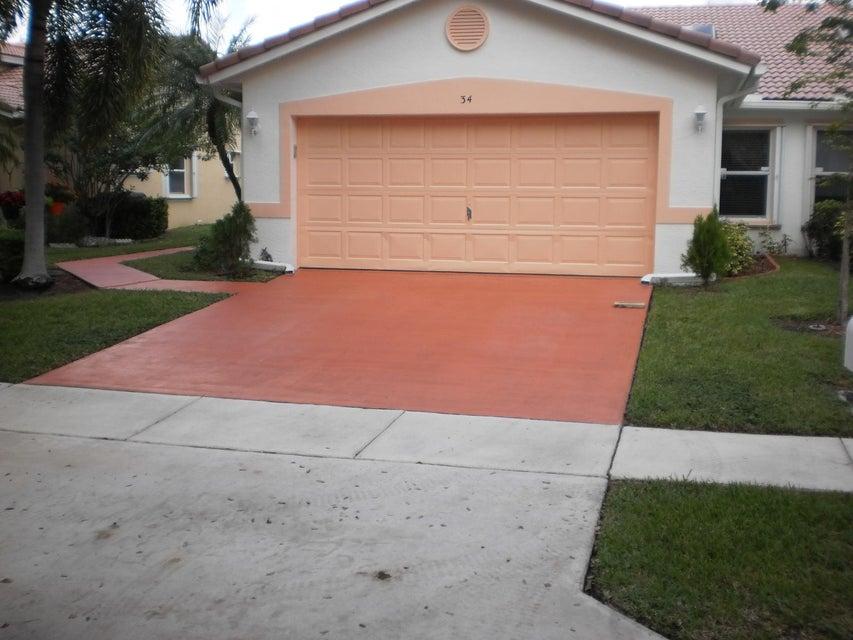 34  Sausalito Drive, Boynton Beach in Palm Beach County, FL 33436 Home for Sale