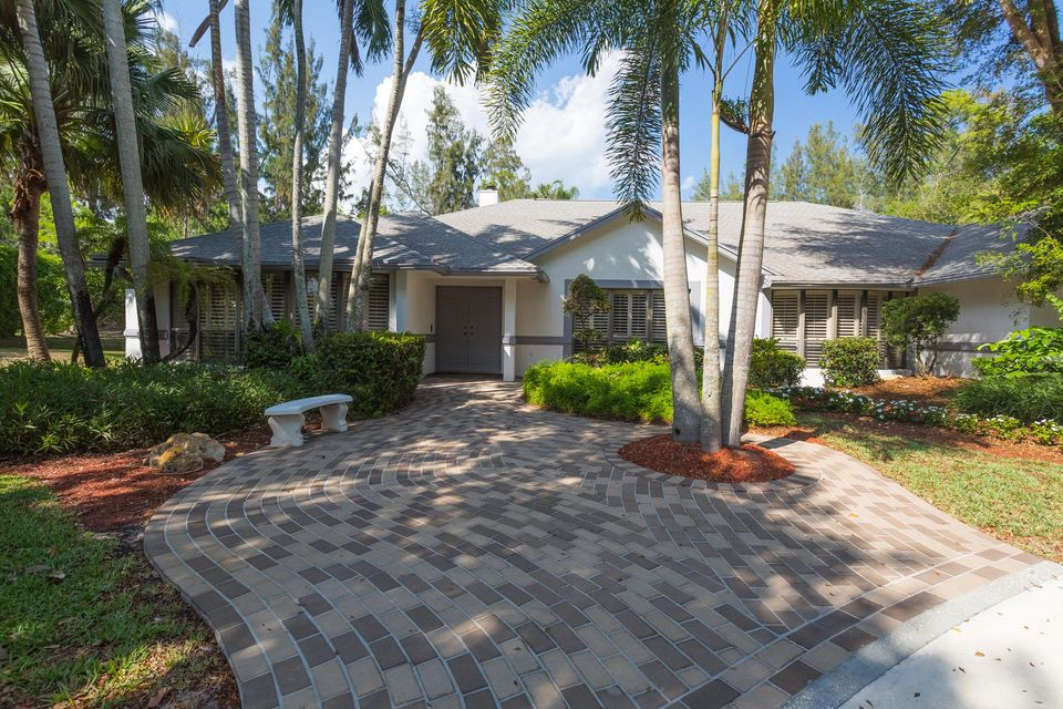 Home for sale in Pinewood Wellington Florida