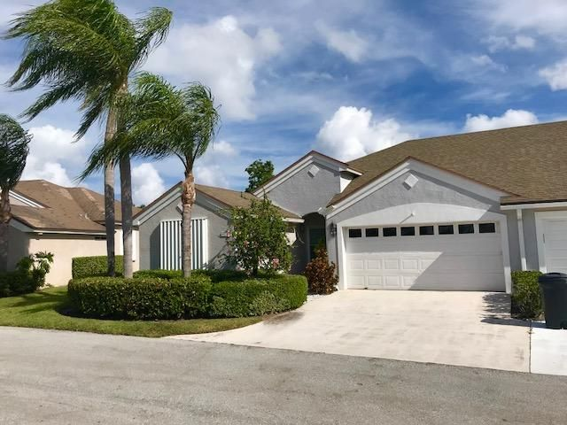 Home for sale in Lakeshore Hypoluxo Florida