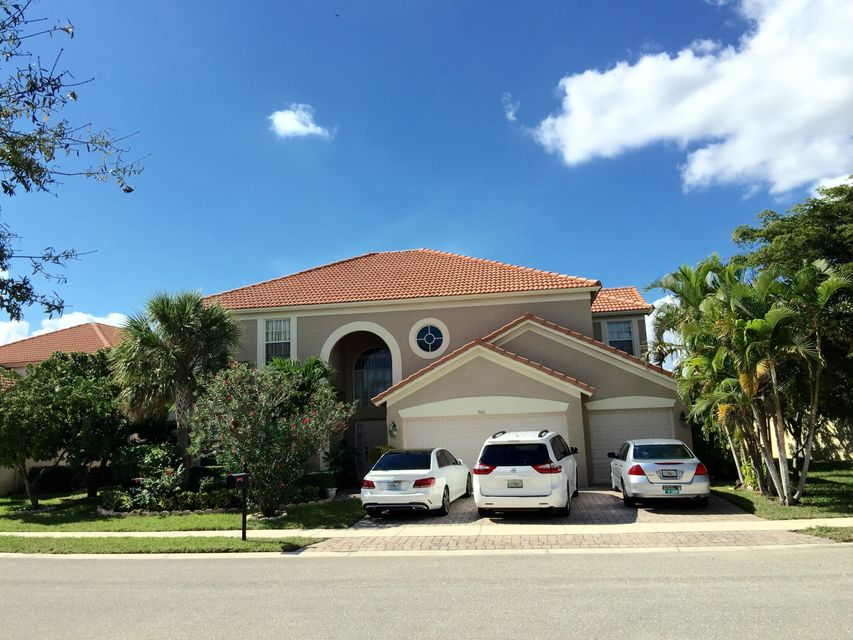 Home for sale in HAMILTON BAY SEC 2 West Palm Beach Florida