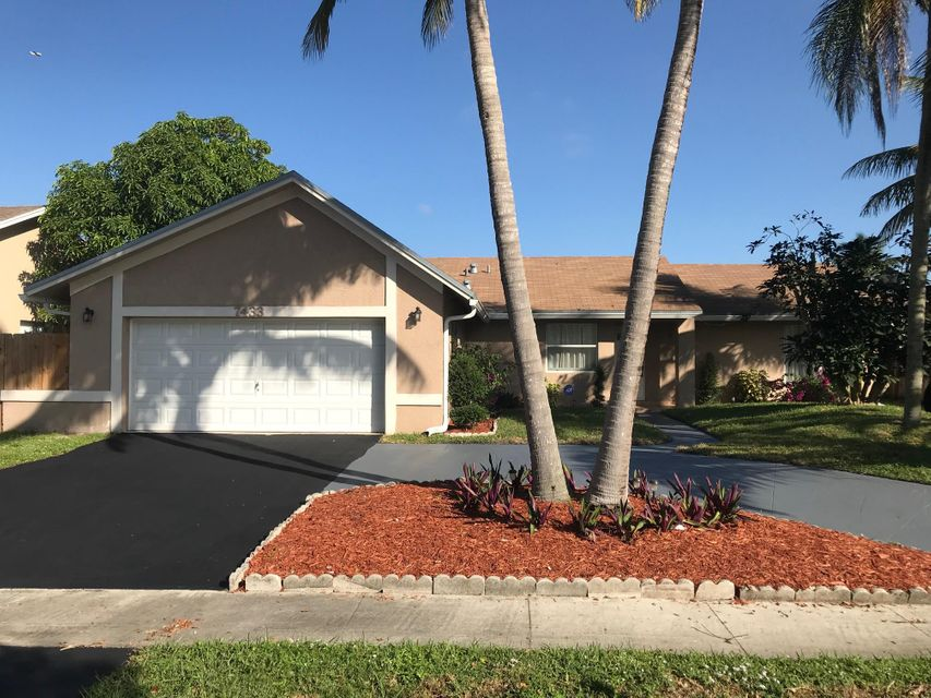 Home for sale in BOULEVARD WOODS NORTH 101 Lauderhill Florida