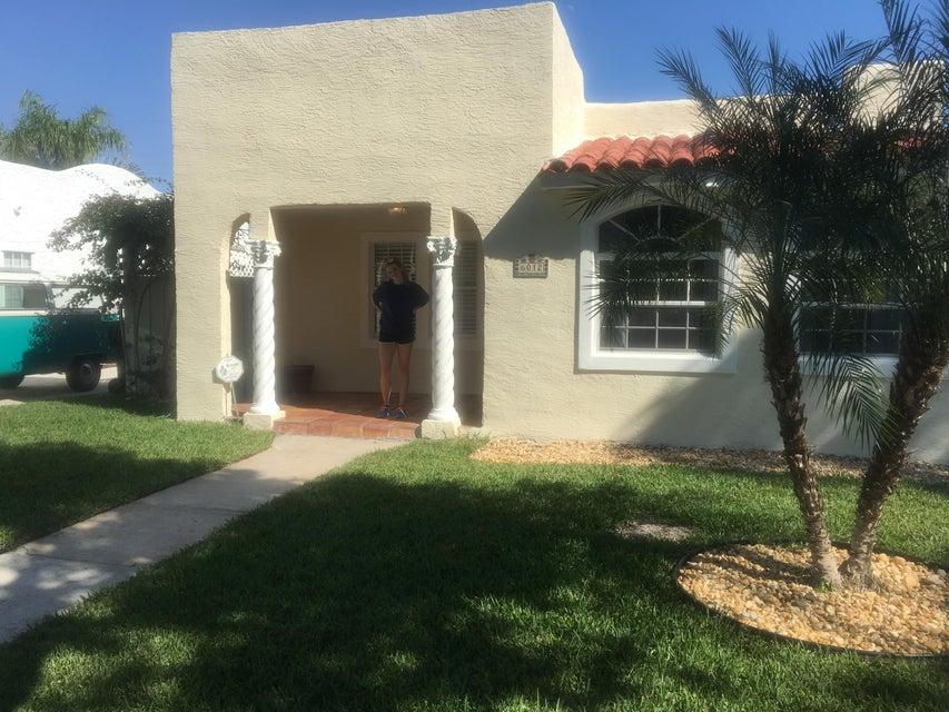 6012 Garden Avenue West Palm Beach, FL 33405