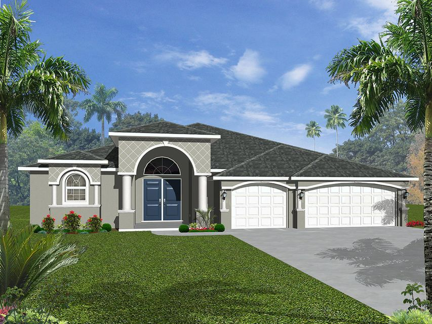 701 NE Perch Lane, Port Saint Lucie, Florida