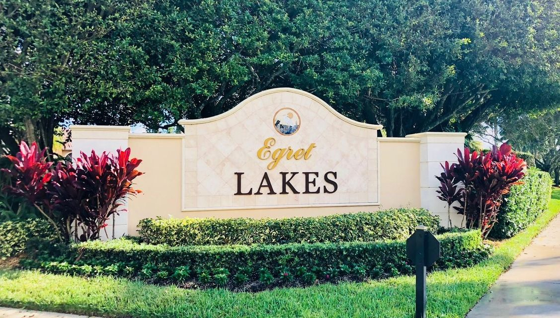 8561 Egret Lakes Lane  West Palm Beach, FL 33412
