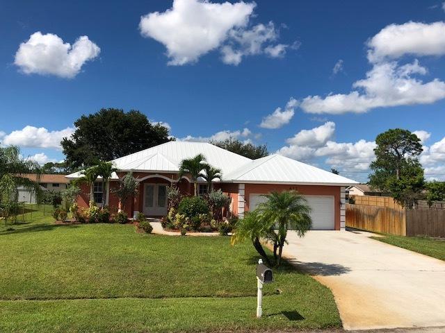 632 SW Addie Street, Port Saint Lucie, Florida